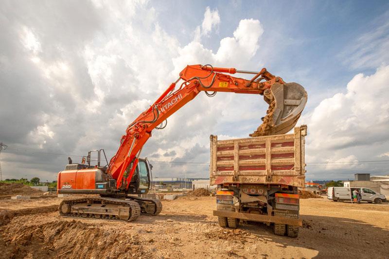 Costruzioni Bieffe scavo fondazioni