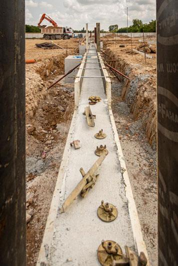 Costruzioni Bieffe realizzazione fondazioni