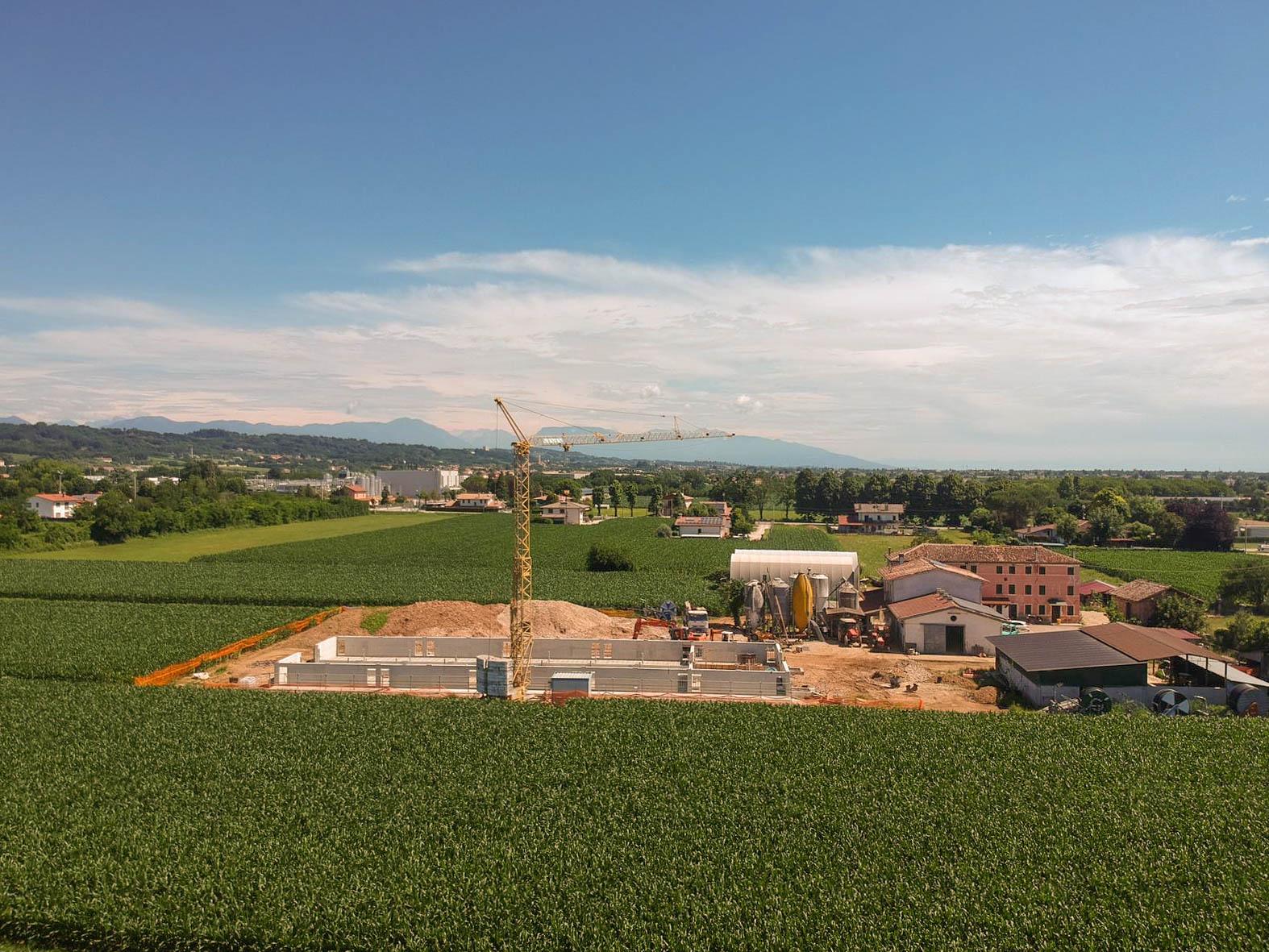 Costruzioni Bieffe Azienda Agricola Favaro
